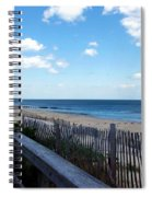 Jersey Shore Spiral Notebook