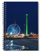 Jersey Shore Spiral Notebook