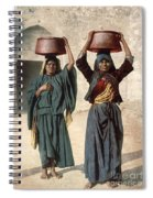Jerusalem: Milk Seller Spiral Notebook