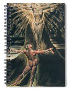 Jerusalem The Emanation Of The Giant Albion Spiral Notebook