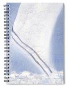 Jerusalem-triptych First Part Spiral Notebook