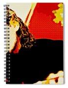 Jesse Cook Spiral Notebook