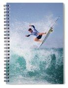 Jesse Mendes 4387 Spiral Notebook