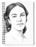 Jessica Findlay Spiral Notebook
