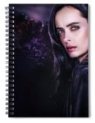 Jessica Jones Spiral Notebook