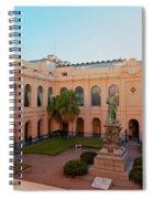 Jesuit Block, Cordoba, Argentina Spiral Notebook