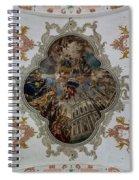 Jesuitenkirche -- Lucerne Jesuit Church Spiral Notebook