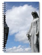Jesus And Mary Spiral Notebook