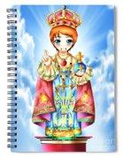 Jesus Child Spiral Notebook