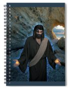 Jesus Christ- And Surely I Am With You Always Spiral Notebook