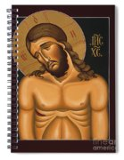 Jesus Christ Extreme Humility 036 Spiral Notebook