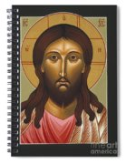 Jesus Christ Holy Forgiveness 040 Spiral Notebook
