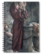 Jesus In Prison Spiral Notebook