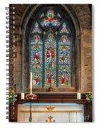Jesus Of Nazareth Spiral Notebook