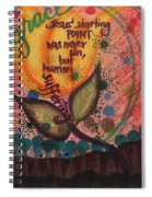 Jesus Starting Point Spiral Notebook