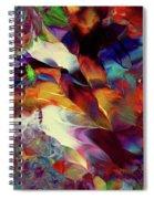 Jewel Island Spiral Notebook