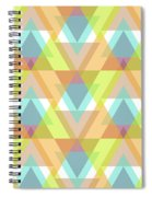 Jeweled Spiral Notebook