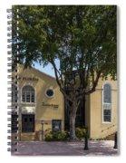 Jewish Museum Of Florida  Spiral Notebook