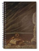 Jews In Space Spiral Notebook