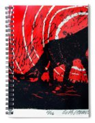 Jezebel And Me Spiral Notebook