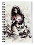 Jezebel Spiral Notebook