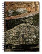 Jigsaw Rocks Spiral Notebook