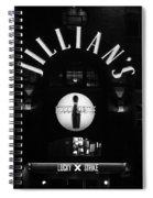 Jillian's Spiral Notebook
