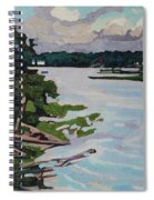Jim Day Morning Spiral Notebook