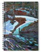 Jim Day Thaw Spiral Notebook