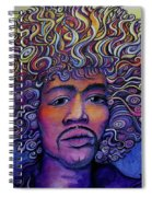 Jimigroove Spiral Notebook