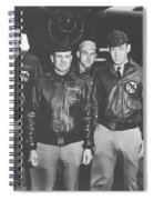 Jimmy Doolittle And His Crew Spiral Notebook