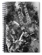 Jimmy Page - 02 Spiral Notebook