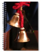 Jingle All The Way  Spiral Notebook