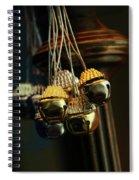 Jingle Bells Spiral Notebook