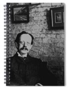 J.j. Thomson, English Physicist Spiral Notebook