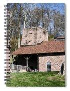 Joanna Furnace Spiral Notebook