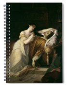 Joanna The Mad With Philip I The Handsome Spiral Notebook