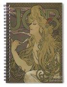 Job, 1896 Spiral Notebook