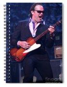 Joe Bonamassa Spiral Notebook