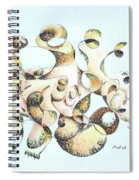 Joe Boulder Spiral Notebook