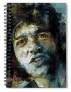 Joe Cocker Spiral Notebook