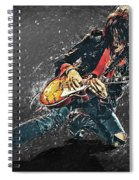Joe Perry Spiral Notebook