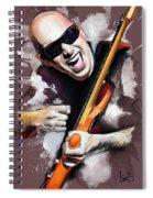 Joe Satriani Spiral Notebook
