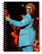 Joe Walsh-1020 Spiral Notebook