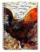 Joey Spiral Notebook