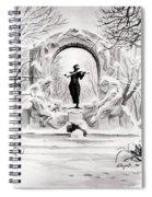 Johann Strauss  Spiral Notebook