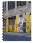 John Adams Spiral Notebook