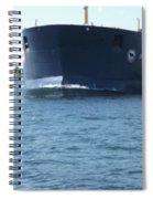 John B. Aird  Spiral Notebook
