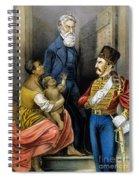 John Brown (1800-1859) Spiral Notebook