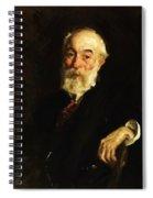 John Butler Yeats 1909 Spiral Notebook